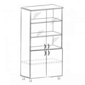 83.23 Шкаф для сувениров