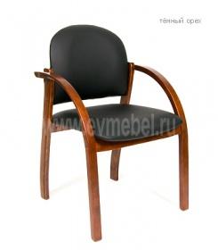 Кресло CH-659 экокожа черная