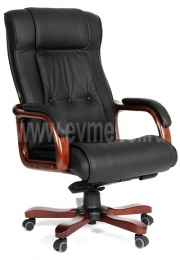 Кресло CH-653 кожа