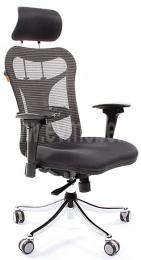 Кресло CH-769 серое