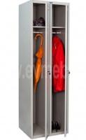 Шкафы для раздевалок - ПРАКТИК LS-21