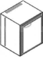 "Холодильник ""Атлант"" для мини-кухни  МХТЭ-30.01.60"