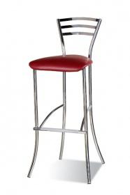 Барный стул Molino Hoker Chrome