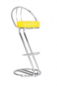 Барный стул Zeta plus chrome