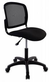 Кресло CH-1296NX/BLACK спинка сетка черный сиденье черный
